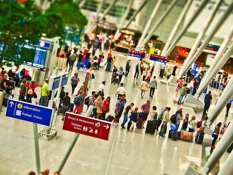 Touristik Aktuell Streiks An Drei Deutschen Flughafen