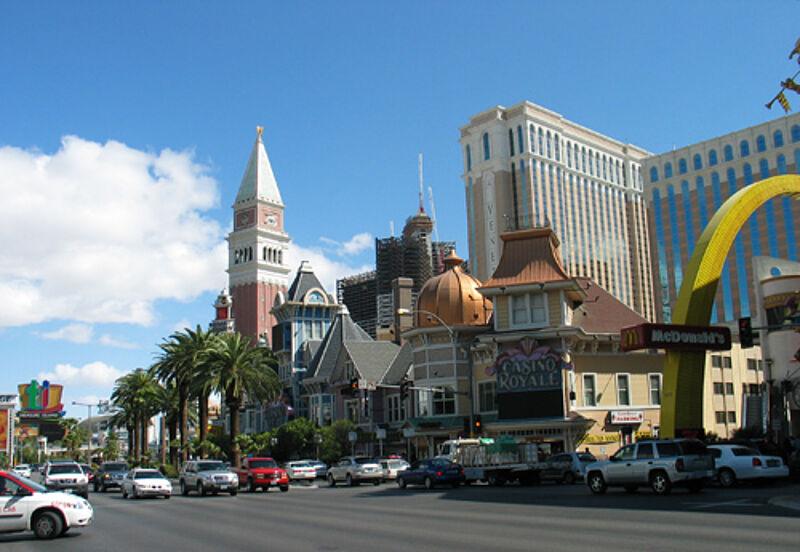 Las Vegas Uhrzeit Aktuell