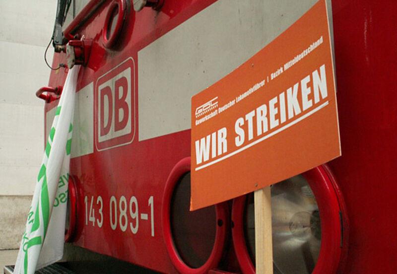 Db Streik Info