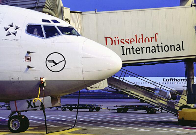 Touristik Aktuell Lufthansa Zieht Langstrecke Aus Dusseldorf Ab