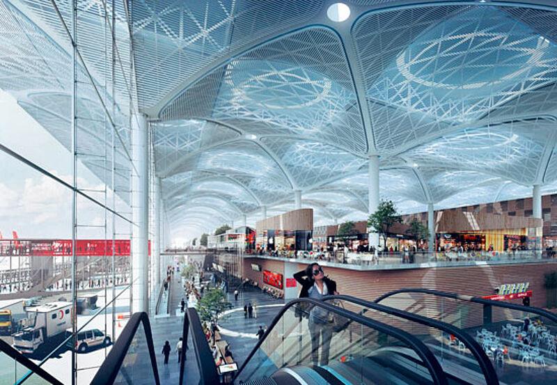 Istanbul Flughafen Abflug Aktuell