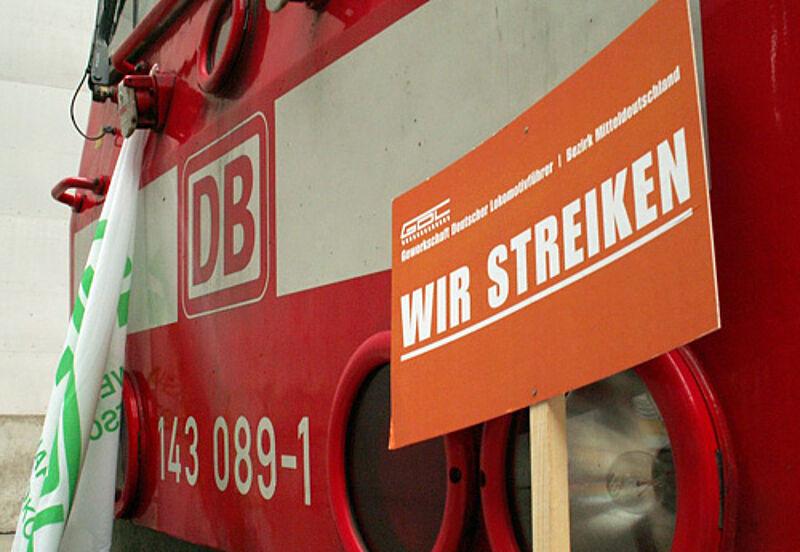 Bahn Streik Aktuell