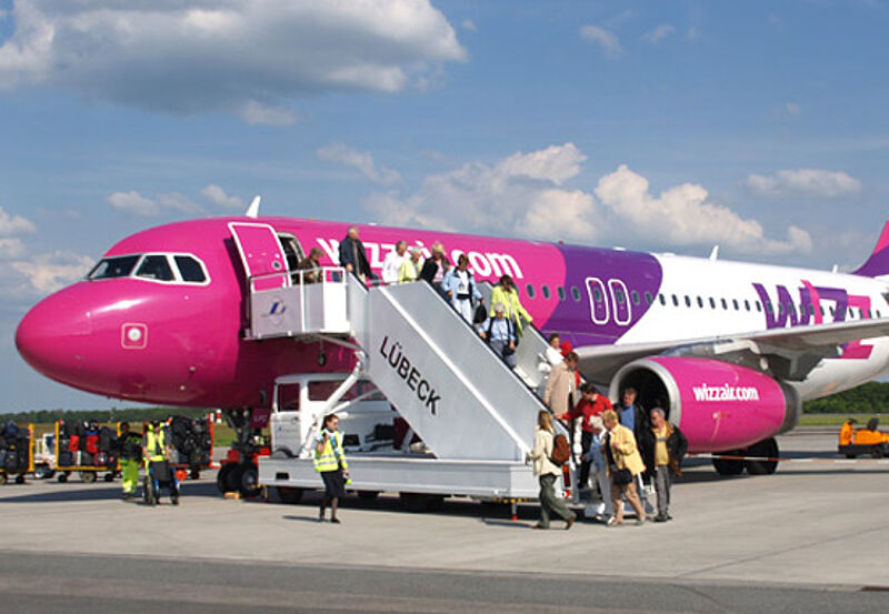 Touristik Aktuell Airport Lubeck Meldet Insolvenz An