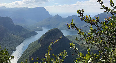 Faszinierend: der Blyde River Canyon