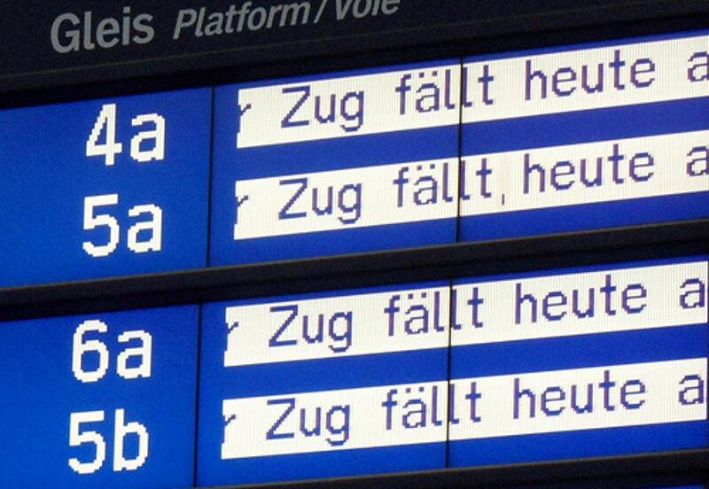 Db Langster Streik Der Bahngeschichte Touristik Aktuell Fachzeitung Fur Touristiker