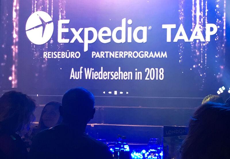 touristik aktuell   Expedia-TAAP: Awards für Reisebüros