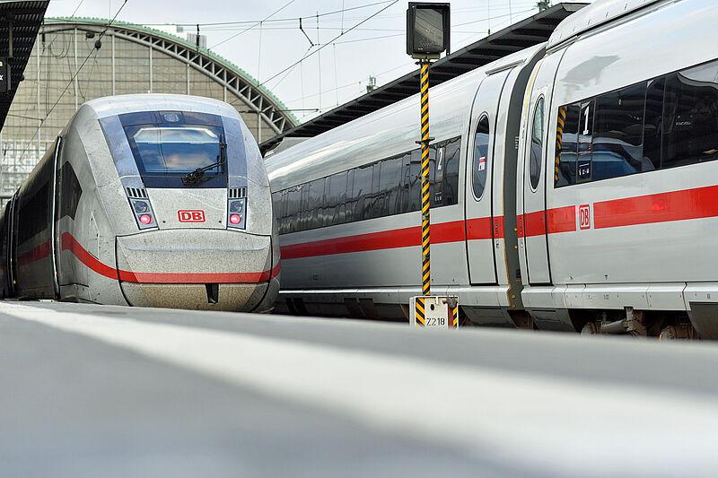 Deutsche Bahn Aktuell Nrw