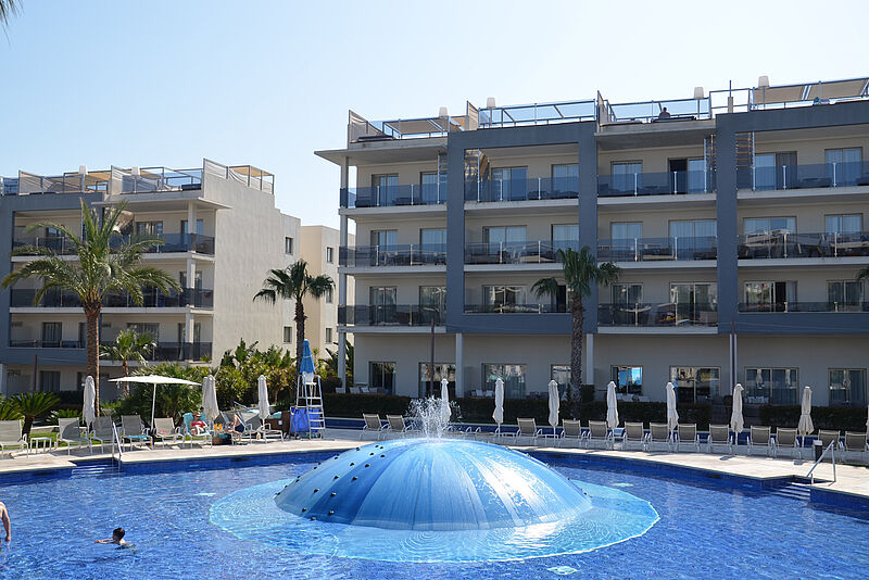 Das Zafiro Palace Alcudia ist Mitglied bei den Great Hotels of the World