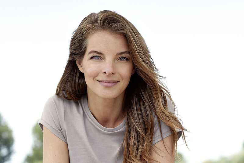 Yvonne Catterfeld kind