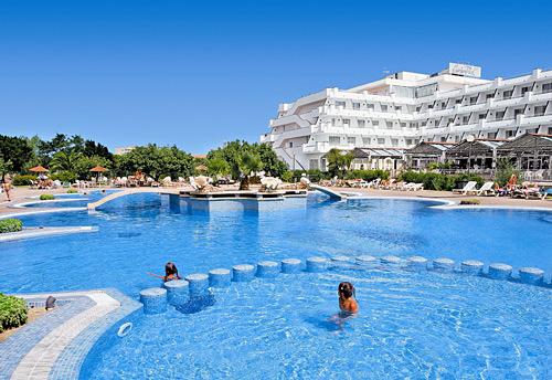 Hotel St Christina Spanien