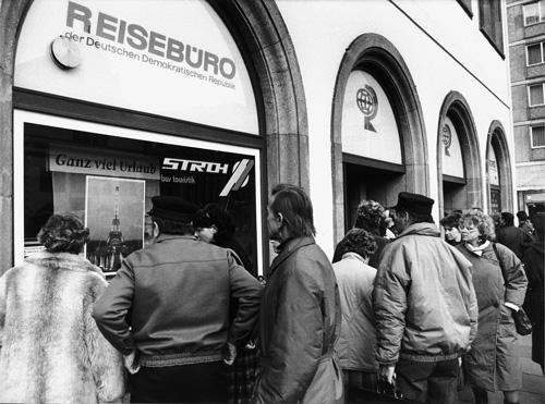 touristik aktuell | 20 Jahre nach der Wende: Reisebüros im