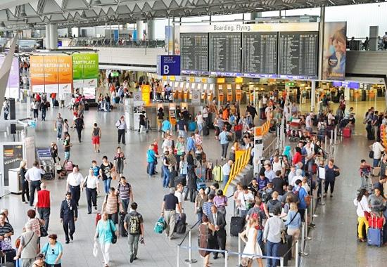 streik frankfurt flughafen