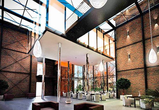 Touristik aktuell aus gef ngnis wird design hotel for Design hotel offenburg
