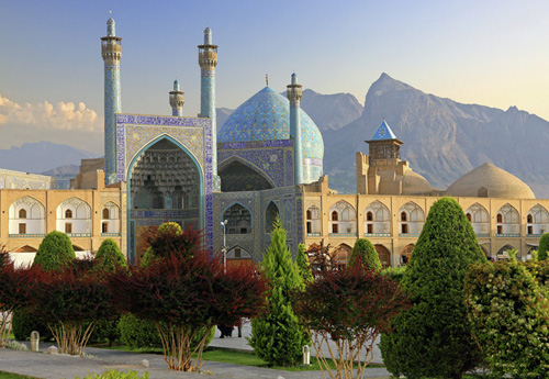 touristik aktuell | Iran will Zahl der Touristen