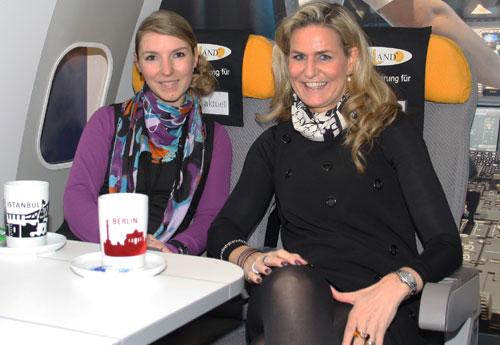 Touristik aktuell reiseland private jet im reiseb ro - Reiseburo enger ...