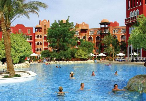Eti Reisen Hurghada Grand Hotel