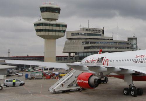 Touristik aktuell berlin engp sse am airport bef rchtet for Berlin tegel rent a car