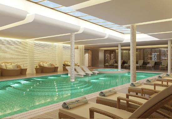 Touristik aktuell titanic drittes haus in berlin - Indoor swimming pool berlin ...