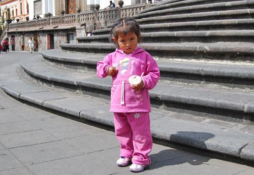 Ecuador nackte Mädchen
